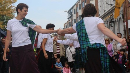 Welcome Evening - Surbiton Scottish Country Dancing