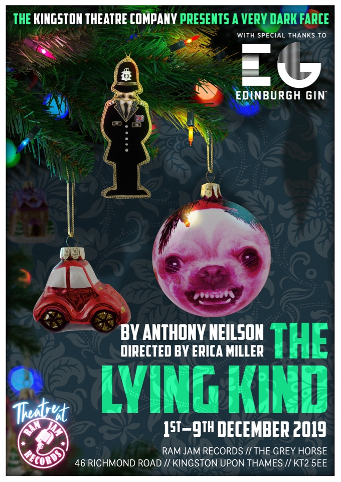 The Lying Kind - by Anthony Neilson