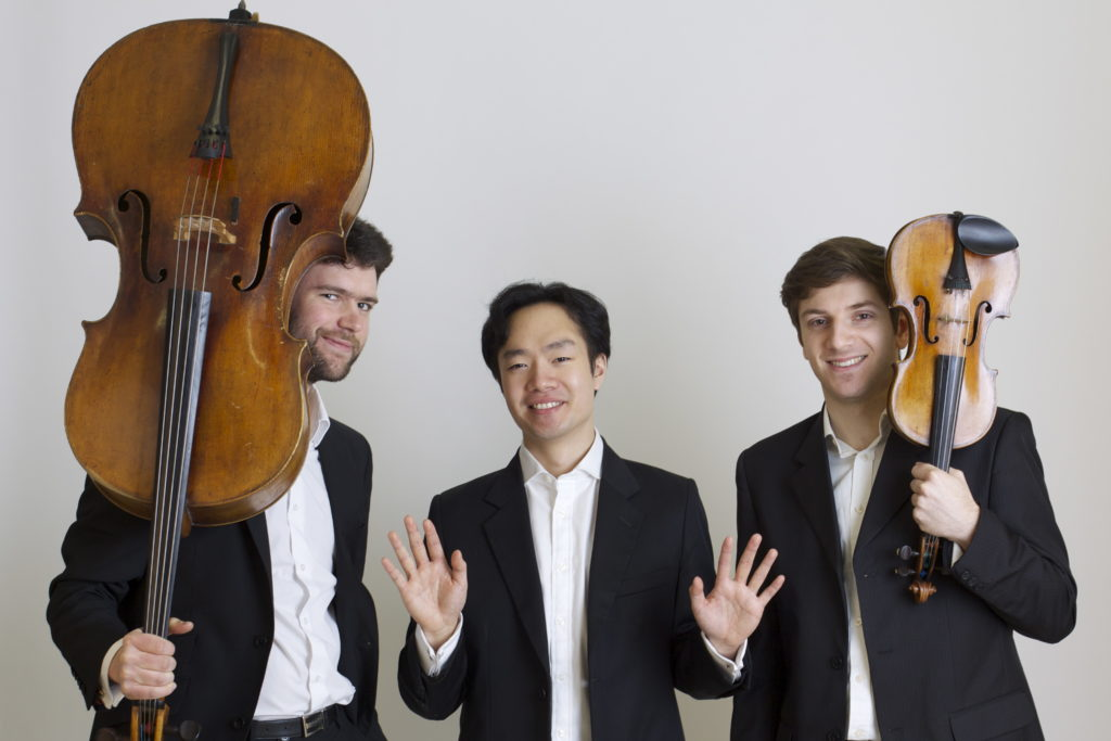 Kingston Chamber Concerts - Linos Piano Trio