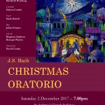 Kingston Orpheus Choir - J.S. Bach Christmas Oratorio