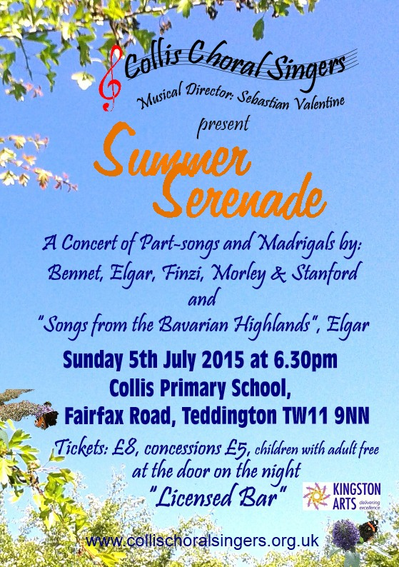 Summer collis choral