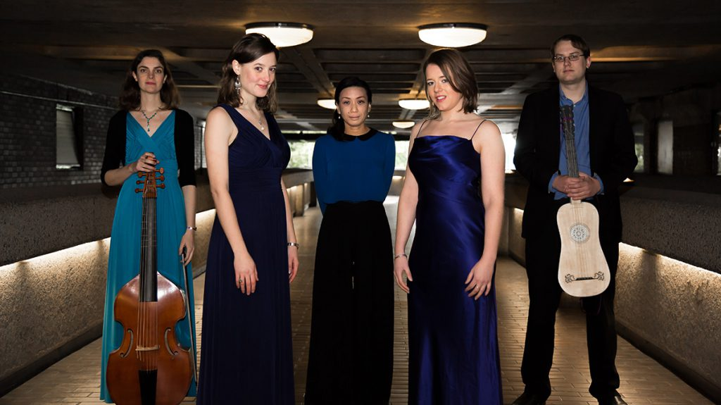 Kingston Chamber Concerts - Ceruleo Ensemble