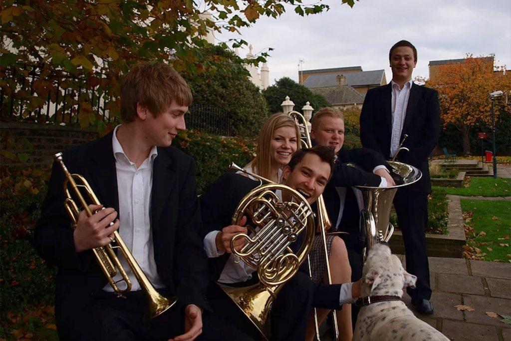 Thames Concerts - Westcombe Brass